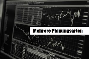 budgetplanung-Planungsarten
